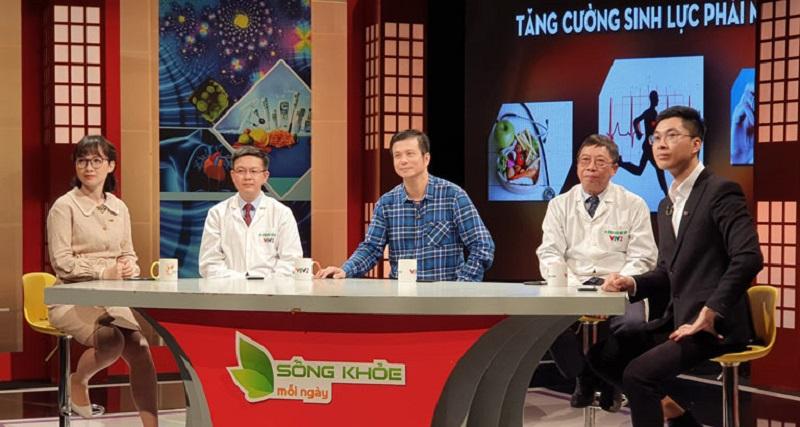 Bài thuốc Sinh lý nam Đỗ Minh được giới thiệu trên sóng VTV2