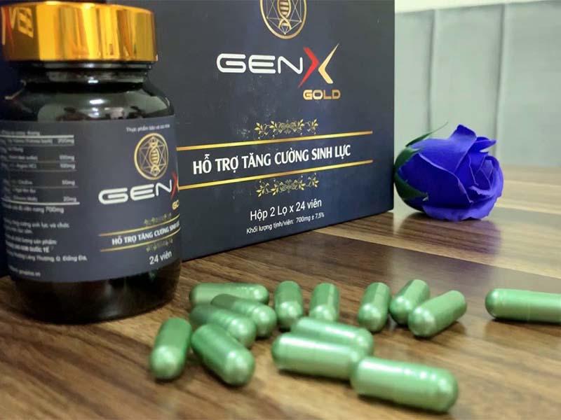 Sản phẩm có tác dụng bồi bổ và tăng cường sức khỏe sinh lý nam giới