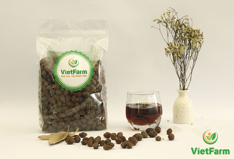 Sản phẩm hạt đười ươi khô Vietfarm chất lượng cao