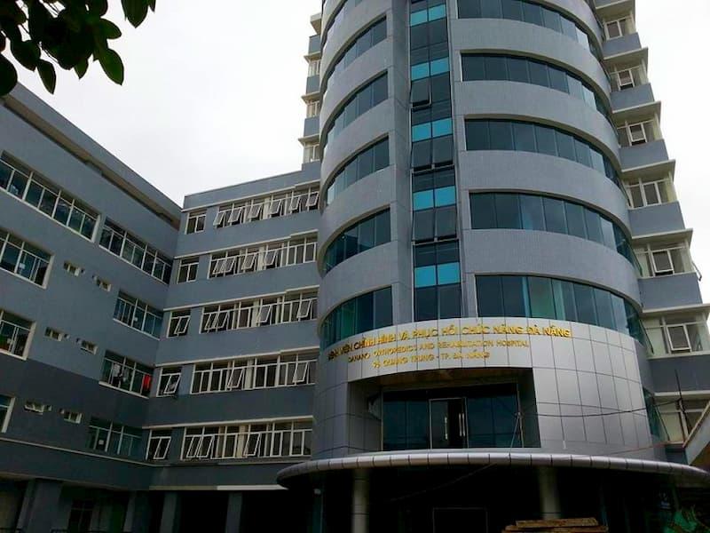 Bệnh viện chỉnh hình - phục hồi chức năng Đà Nẵnglà địa chỉ được nhiều người tin tưởng