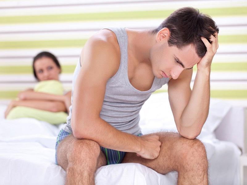 Liệt dương - tình trạng nguy hiểm của rối loạn cương dương
