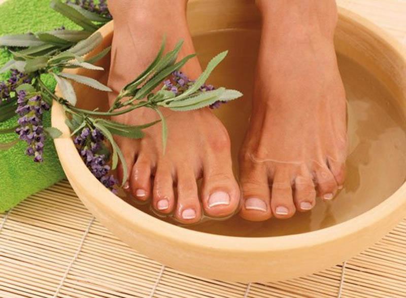Các bài thuốc ngâm rửa bằng thảo dược mang lại hiệu quả cải thiện triệu chứng viêm da khá tốt