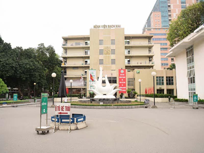 Bệnh viện Bạch Mai là bệnh viện hàng đầu trong phẫu thuật mổ thoát vị đĩa đệm