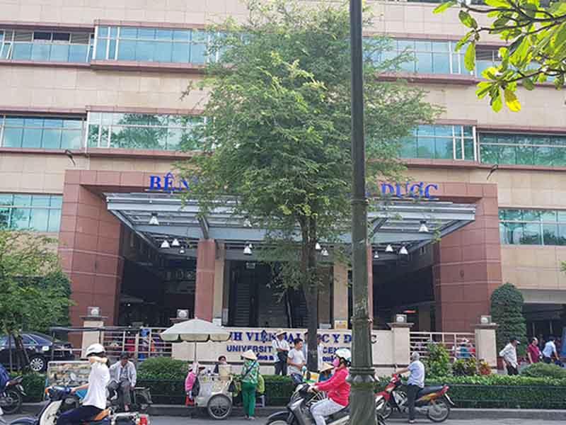 Bệnh viện Đại học Y dược TP Hồ Chí Minh có đội ngũ y bác sĩ kinh nghiệm, tay nghề cao