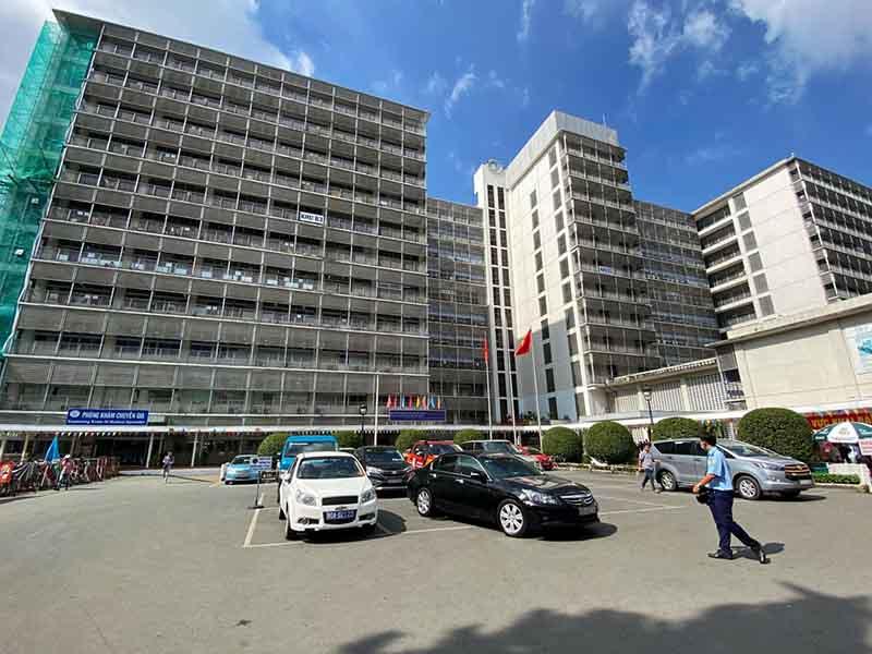 Bệnh viện Chợ Rẫy là cơ sở khám chữa bệnh hàng đầu trên toàn quốc