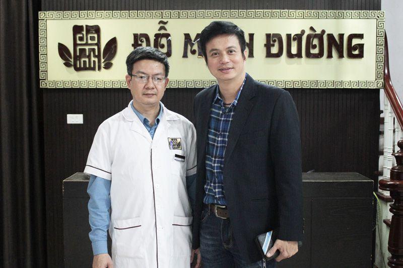 Diễn viên Lê Bá Anh phục hồi sinh lý thành công nhờ bài thuốc của Đỗ Minh Đường