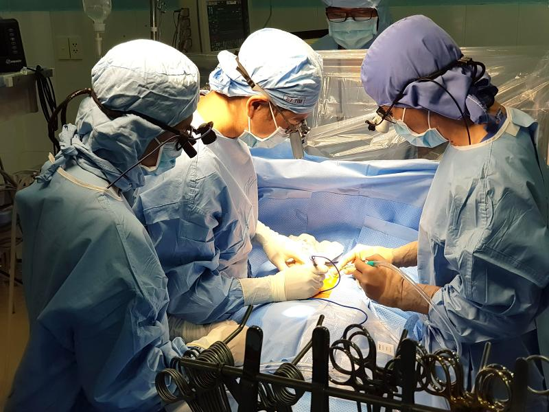 Phẫu thuật chữa lệch đĩa đệm thường được chỉ định cho bệnh nhân mắc bệnh nặng
