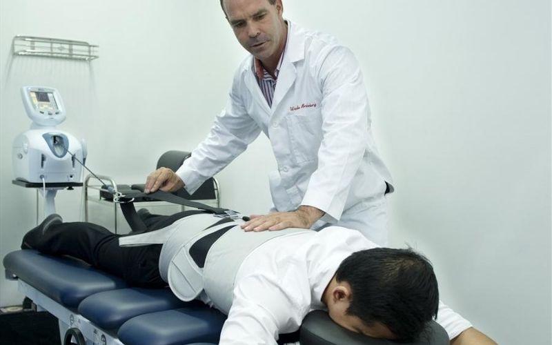 Phương pháp trị liệu thần kinh cột sống