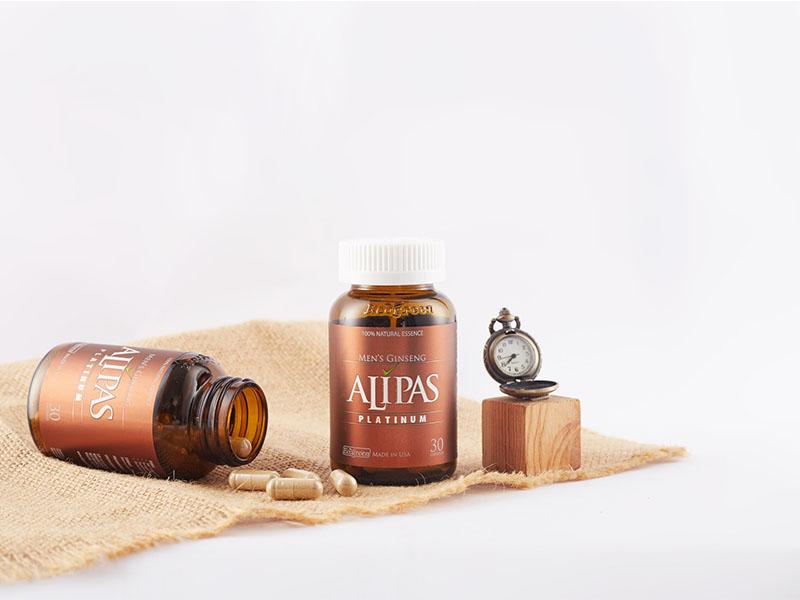 Sâm Alipas có chứa nhiều thành phần tự nhiên giúp cải thiện sinh lý phái mạnh