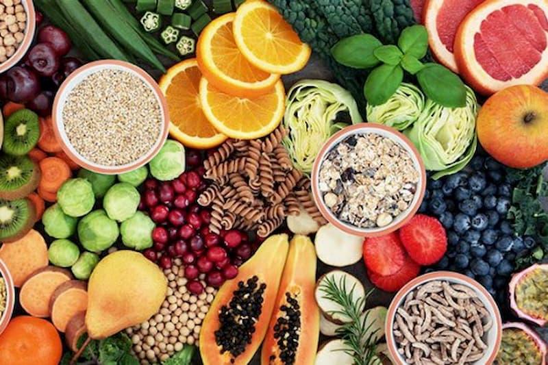 Các loại rau, củ, quả nên được ưu tiên sử dụng sau phẫu thuật