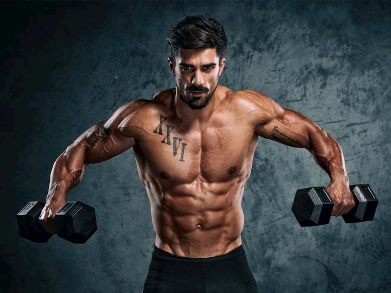 Tập Gym đem lại một thân hình đẹp thu hút bạn khác giới