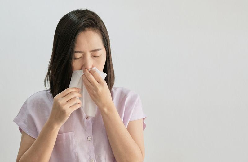 Các triệu chứng viêm mũi dị ứng có thể ảnh hưởng rất lớn đến sức khỏe, sinh hoạt