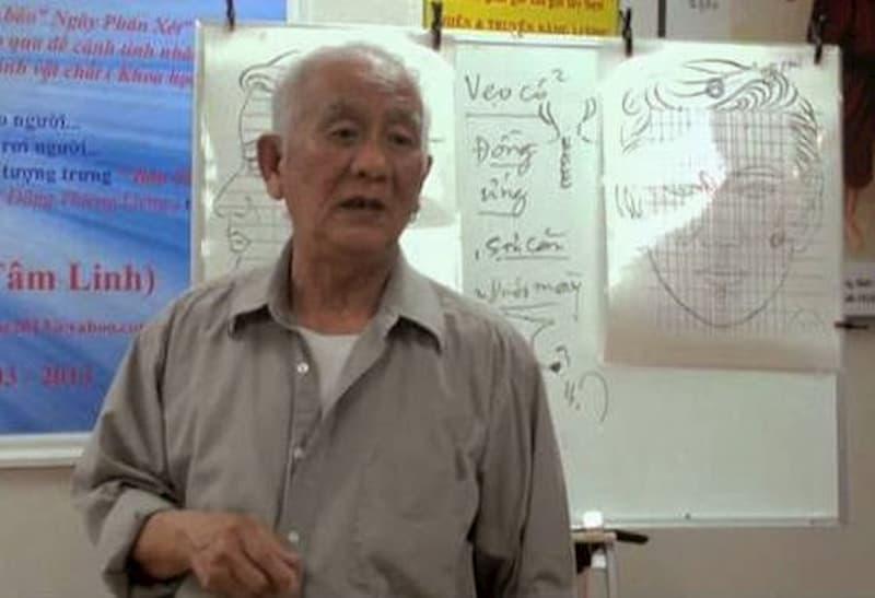 Chân dung thầy Lý Phước Lộc chữa thoát vị đĩa đệm nổi tiếng