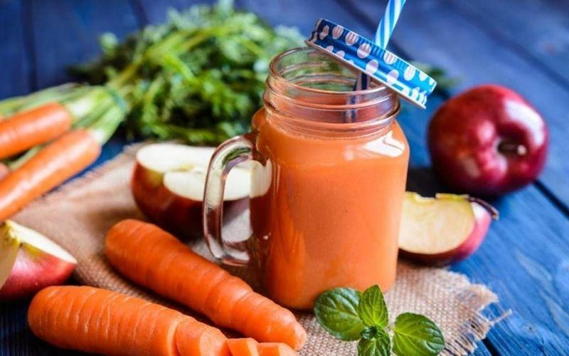 Bệnh nhân thoái khóa khớp nên ăn các thực phẩm có chứa beta carotene