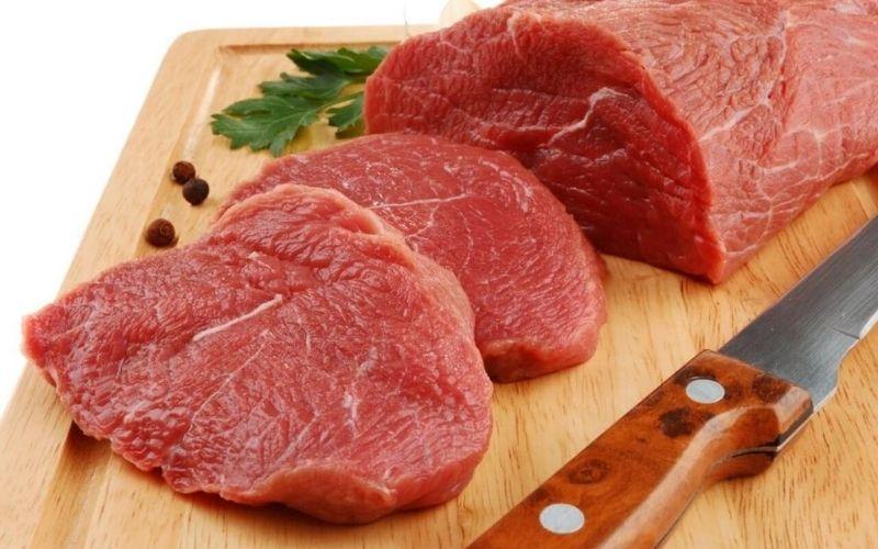 Thịt đỏ không tốt cho điều tị bệnh về xương khớp