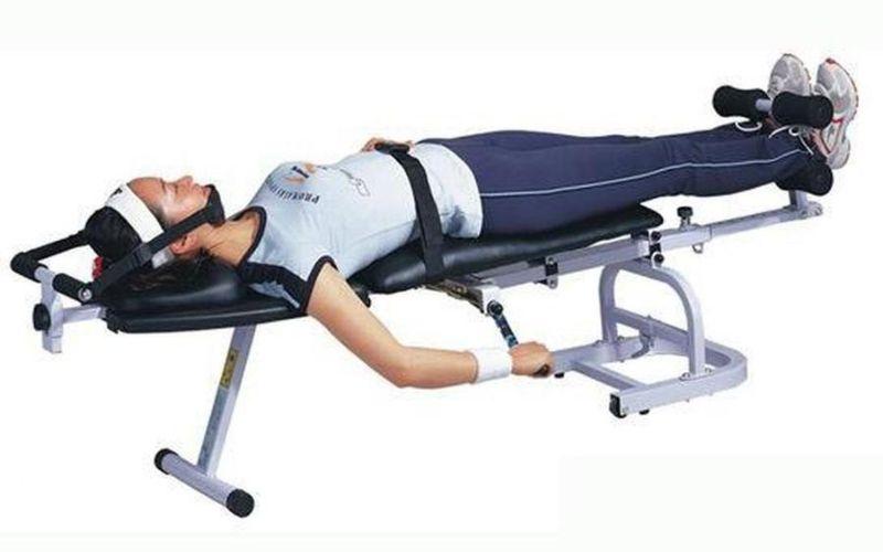 Dụng cụ kéo giãn cột sống cho bệnh nhân thoát vị
