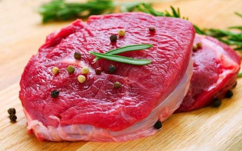 Thịt bò - thực phẩm dinh dưỡng hàng đầu