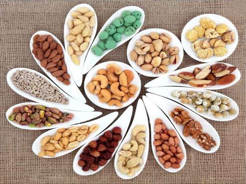 Ngũ cốc nguyên hạt chứa chất xơ dồi dào giúp ngăn ngừa táo bón