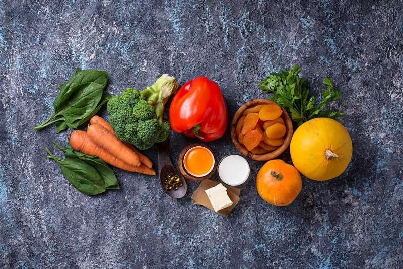 Beat carotene giúp tăng cường sức khỏe sụn khớp