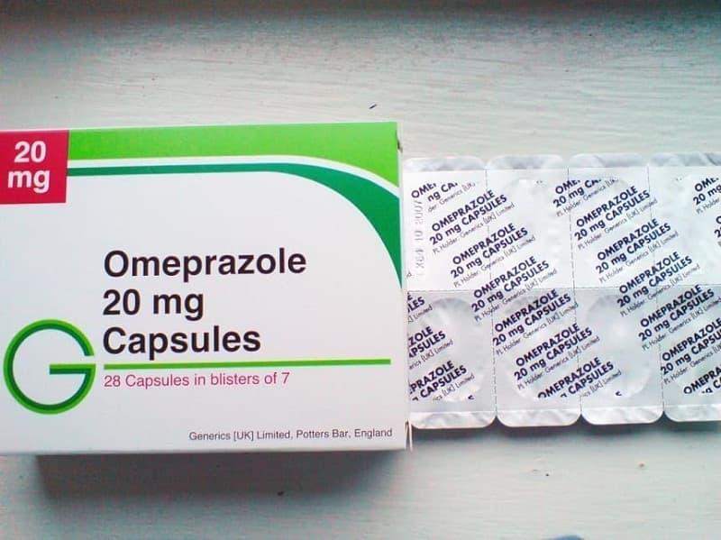 Omeprazole - Thuốc chữa đau dạ dày cho phụ nữ mang thai