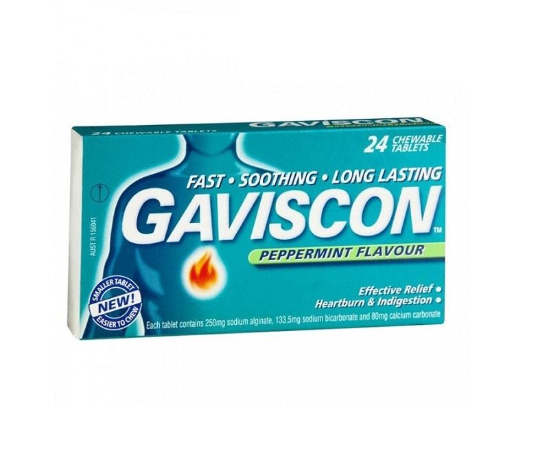 Gaviscon - Thuốc trị trào ngược dạ dày
