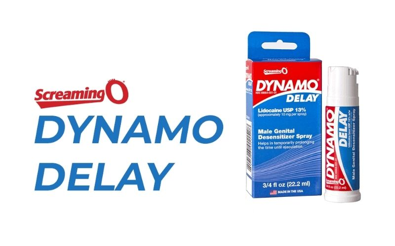 Thuốc hỗ trợ dạng xịt Dynamo Delay