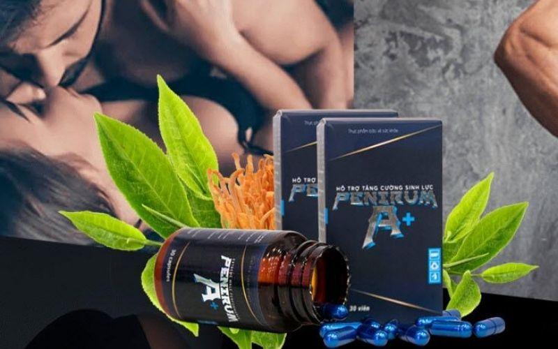 Penirum A+ cải thiện hiệu quả chứng mộng tinh