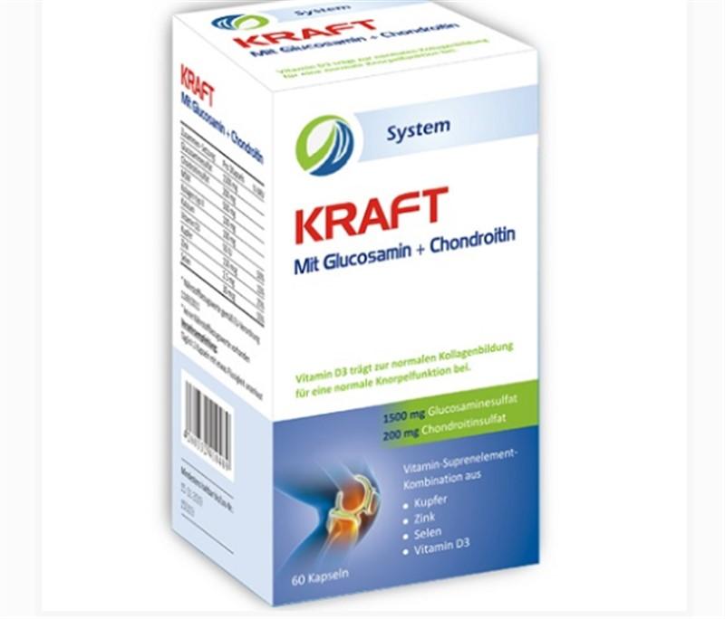 Kraft Glucosamin + Chondroitin