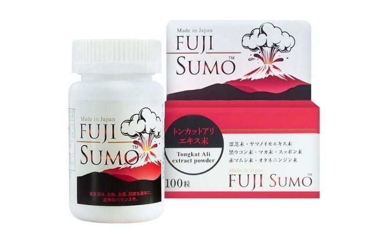 Fuji Sumo tăng cường chức năng sinh lý nam