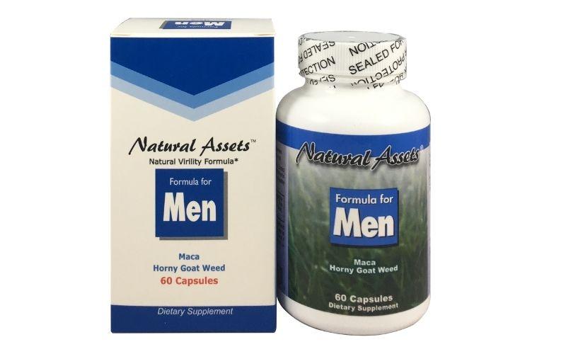 Sản phẩm chữa yếu sinh lý Formula For Men