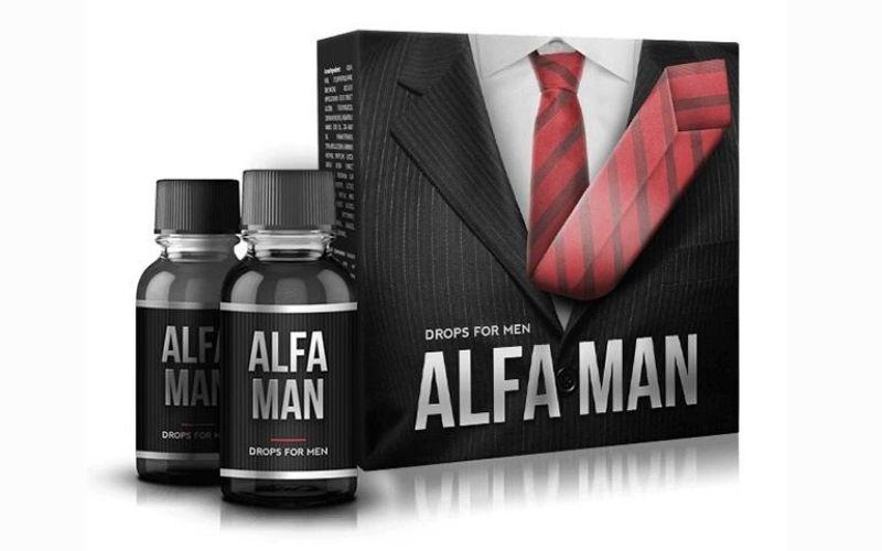 Alfa Man - thuốc dành cho đàn ông yếu sinh lý