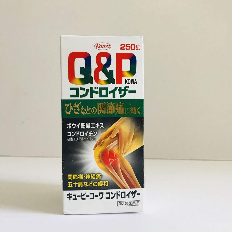 Thuốc trị đau lưng Q&P Kowa