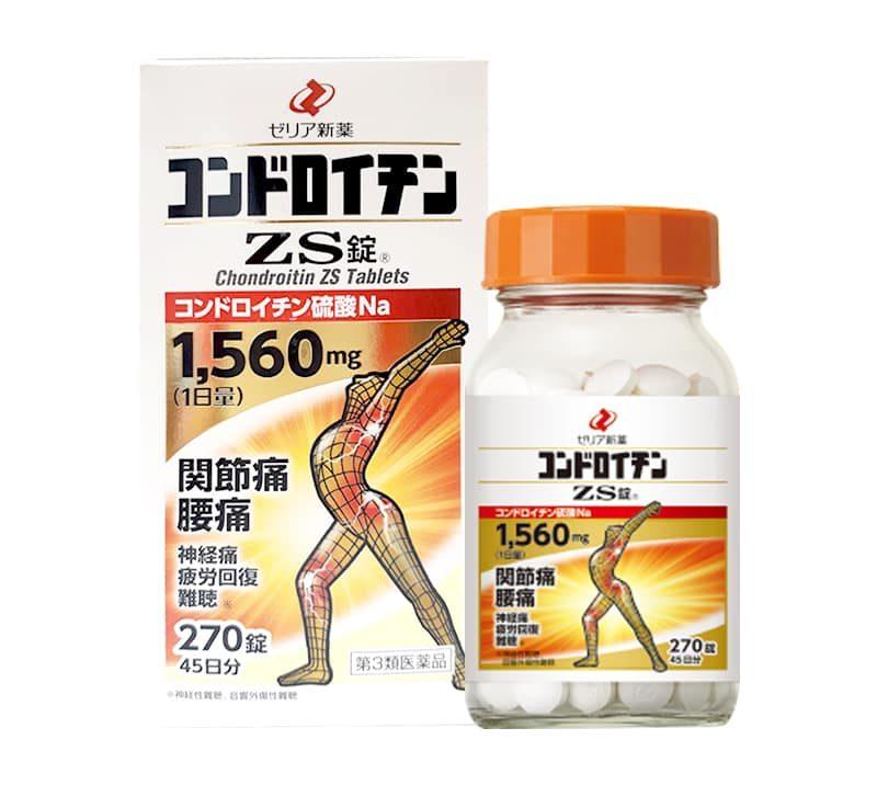Viên uống hỗ trợ xương khớp ZS Chondroitin