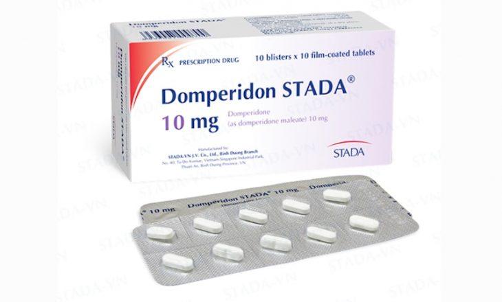 Thuốc Domperidon