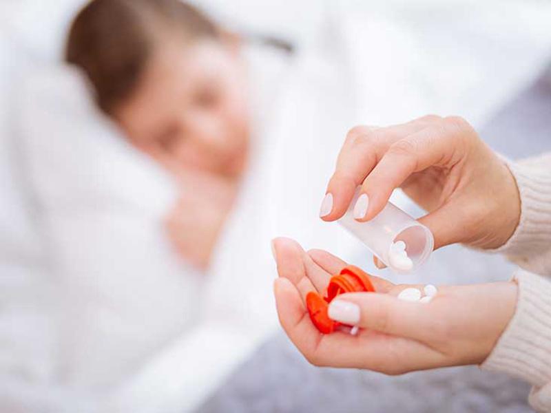 Chỉ nên sử dụng thuốc tây y khi có sự chỉ định va hướng dẫn từ bác sĩ