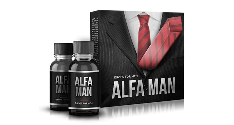 Thực phẩm sinh lý Alfa Man