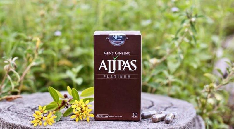 Sâm Alipas - sản phẩm tốt cho nam giới