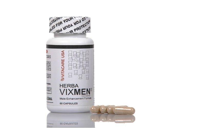 Viên uống Herba Vixmen cải thiện chứng yếu sinh lý