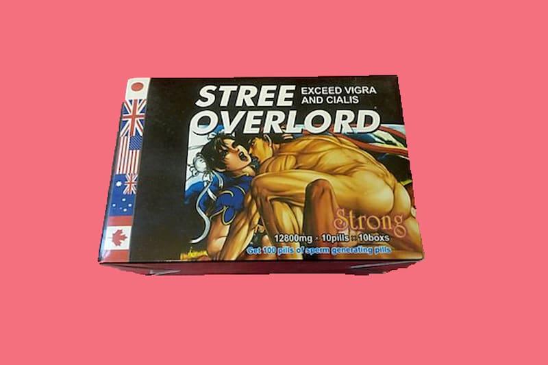 Thuốc tăng cường sinh lý Stree overlord nổi tiếng