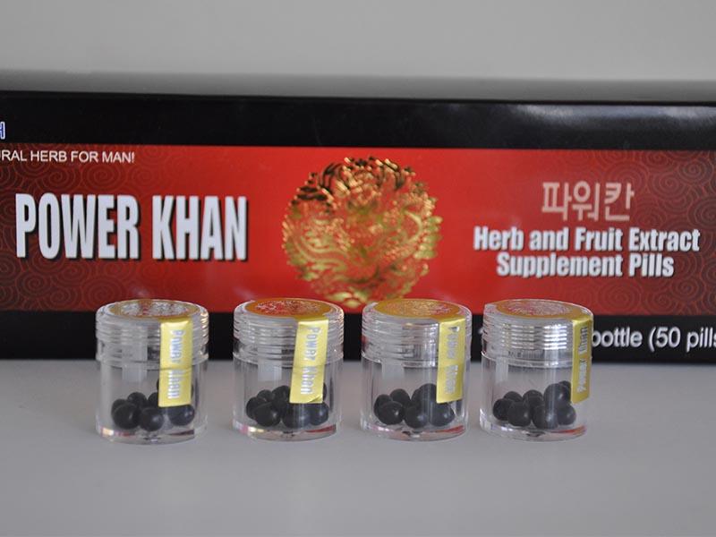 Power Khan là thuốc tăng cường sinh lý nam Hàn Quốc có tính an toàn cao
