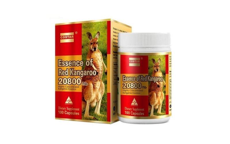 Thực phẩm chức năng Essence of Red Kangaroo 20800max