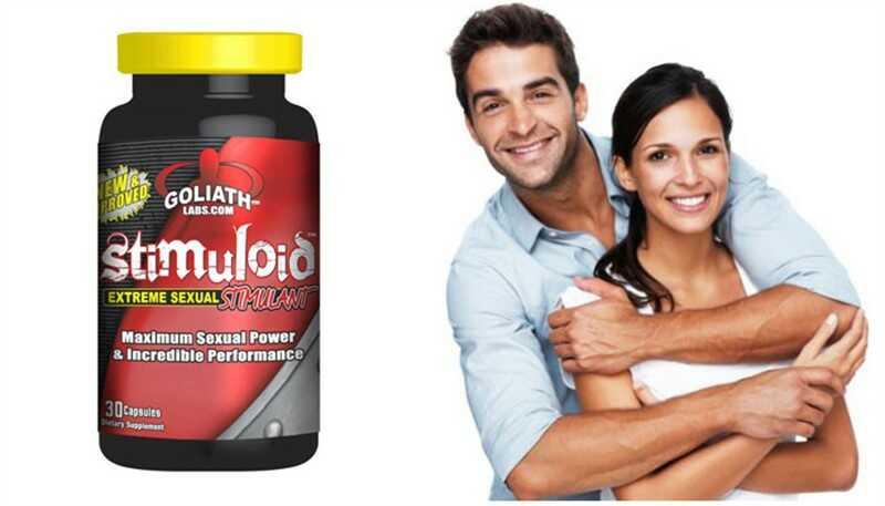 Stimuloid bổ sung nội tiết tố testosterone hiệu quả