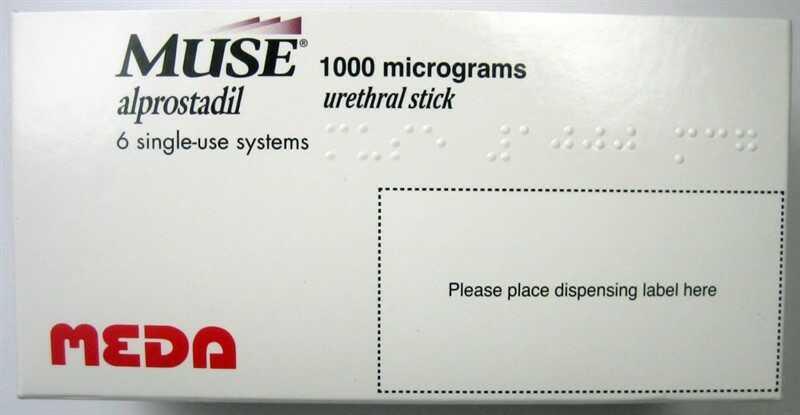 Thuốc trị liệt dương MUSE là sự lựa chọn an toàn cho người bệnh