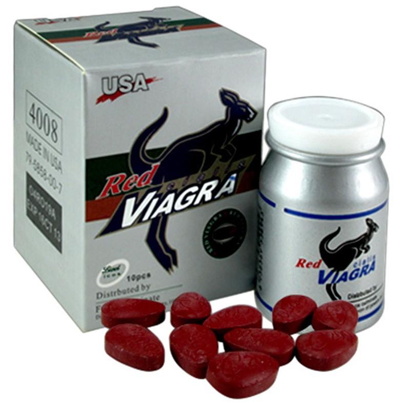 Red Viagra có thật sự hiệu quả như lời đồn?