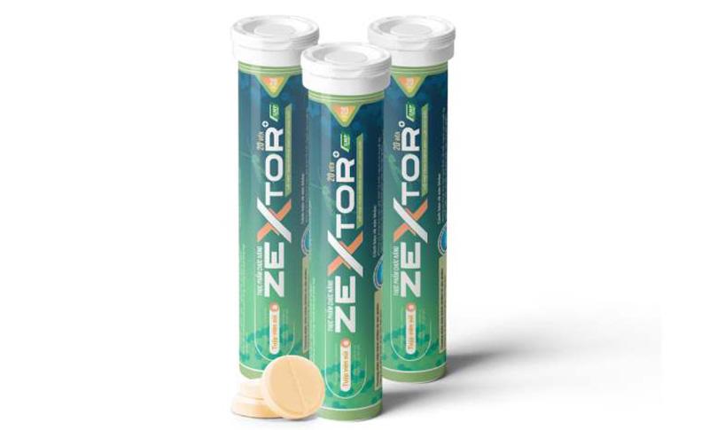 Thực phẩm chức năng Zextor