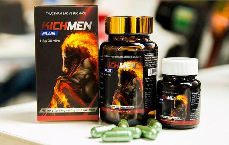 Kichmen Plus mang lại hiệu quả cao khi sử dụng đúng liều lượng