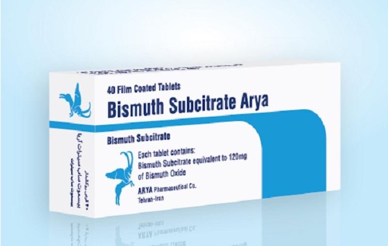 Thuốc trị vi khuẩn Hp Bismuth