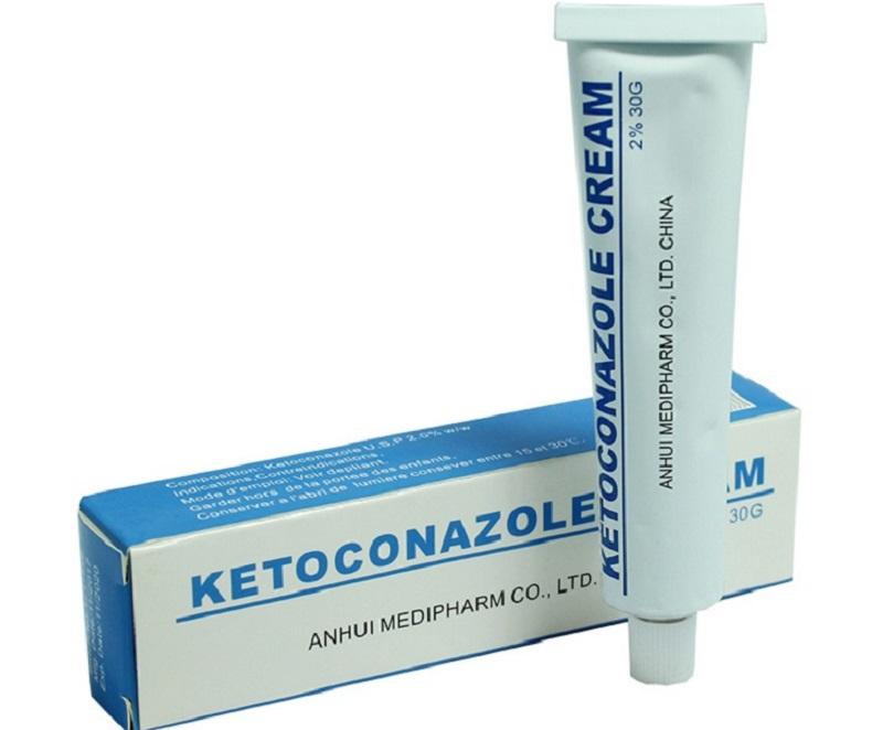 Ketoconazol sản phẩm thuốc kháng nấm nồng độ cao