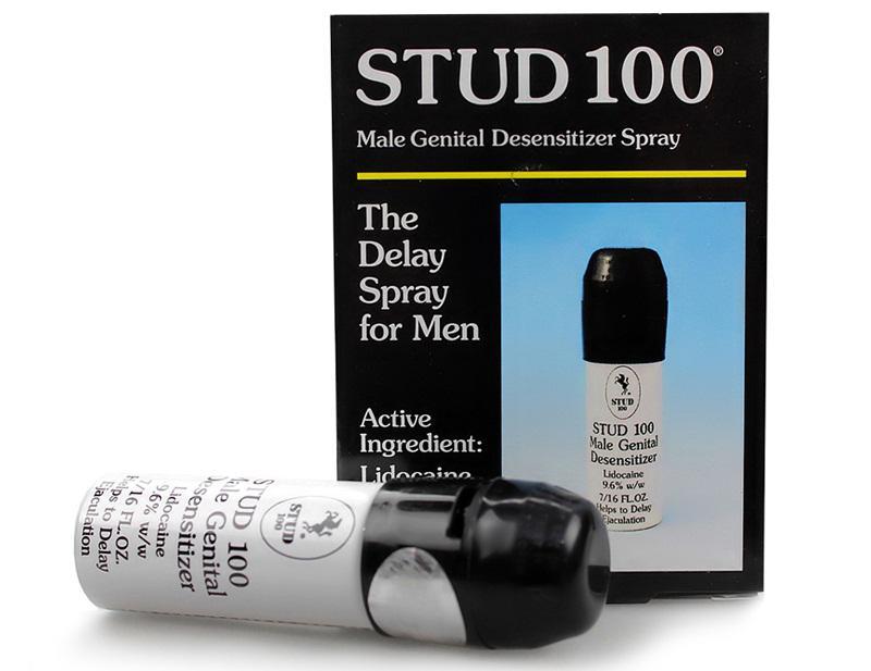 Thuốc trị xuất tinh sớm Dạng Xịt Stud 100 được cánh mày râu ưa chuộng