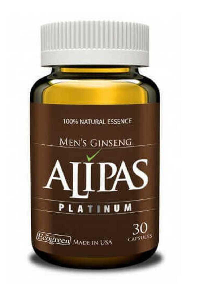 Sâm Alipas Platinum giúp duy trì sự sung mãn trong quan hệ vợ chồng